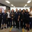 Team Clinica Mobile e Kevin Schwantz (Motegi 2014)