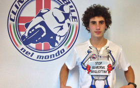 Niccolò Antonelli sostiene #RunForSafety