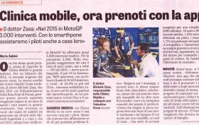clinica mobile ora prenoti con la app