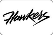 Logo hawkers